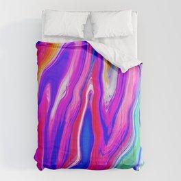 Neon Light Comforters