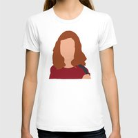 himym T-shirts featuring Lily Aldrin HIMYM by Rosaura Grant