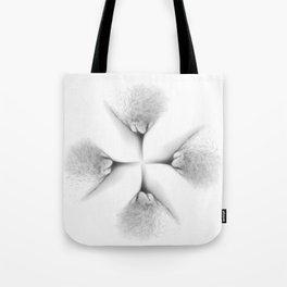 Abstract Vagina 2 Tote Bag