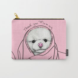 Thank You Mommy Carry-All Pouch