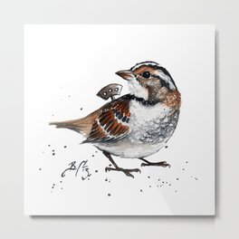 Wind Up Mini LXXXV Metal Print
