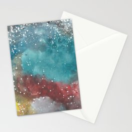 Star Filled Universe Stationery Cards