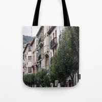architecture Tote Bags featuring architecture by LaiaDivolsPhotography