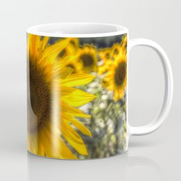 Sunflower Summer Coffee Mug