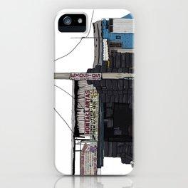 Taller iPhone Case