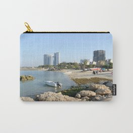 Coral Beach Park Carry-All Pouch