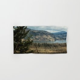 Columbia Gorge View from the Trail Hand & Bath Towel