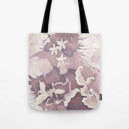 Floral Paisley Tote Bag