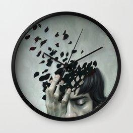 Teen Depression Wall Clock