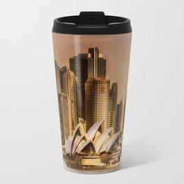 Sydney Cityscape Travel Mug