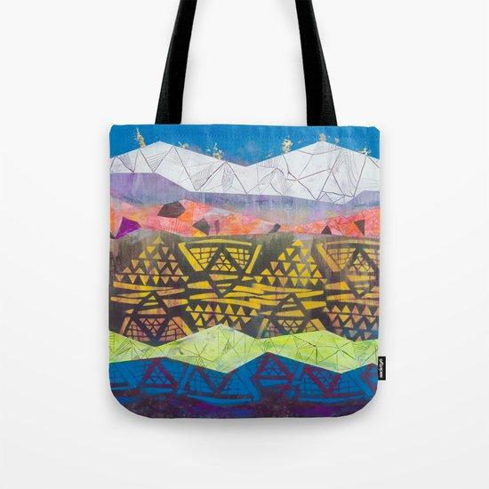 tropical fantasy soda Tote Bag