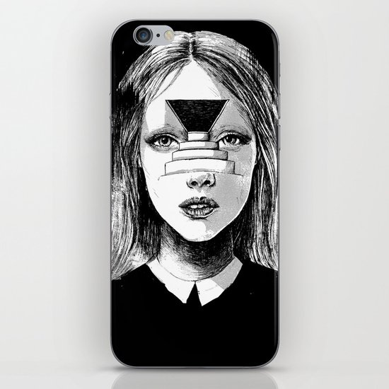 Beyond the Shadows iPhone & iPod Skin