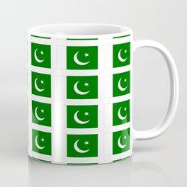 Flag of pakistan-پاکِستان ,pakistani, Karachi,Islamabad,lahore,persian. Coffee Mug