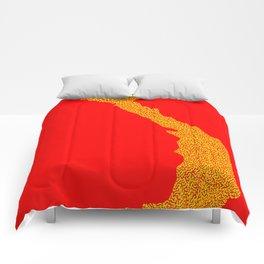Vietnam Line Comforters