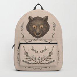 The Bear and Cedar Backpack