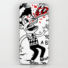That's amore? That's a problem! iPhone & iPod Skin
