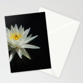 White Water Lily Visitor Stationery Cards