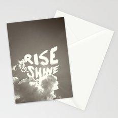 Rise & Shine Stationery Cards
