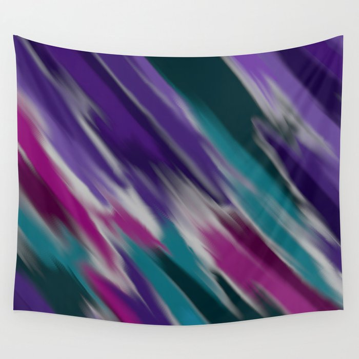 Blends Wall Tapestry
