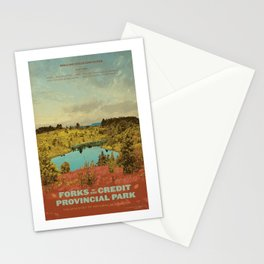 Forks of the Credit Provincial Park Stationery Cards