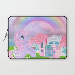 g1 my little pony lickety split Laptop Sleeve