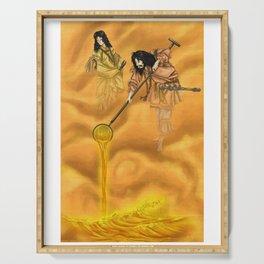 Gurasu Gods Serving Tray