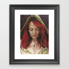 Chastity V1 Framed Art Print