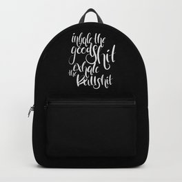 Inhale & Exhale Backpack