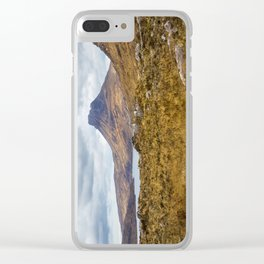 Moorland Views Clear iPhone Case