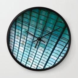 Mosaic II Wall Clock