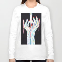 Witch Hands Long Sleeve T-shirt