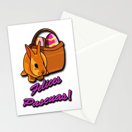 Felices Pascuas Stationery Cards