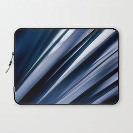 Blue Straws 1 Laptop Sleeve
