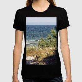 Sand Dune on the Isle of Ruegen T-shirt