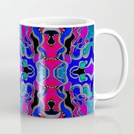 Kaleidosnake Coffee Mug