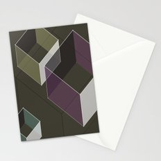 Muted RGB by Friztin Stationery Cards