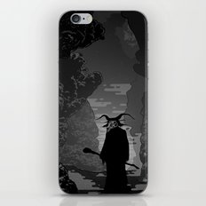 The Demon iPhone & iPod Skin