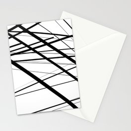 Urban Abstract V Stationery Cards