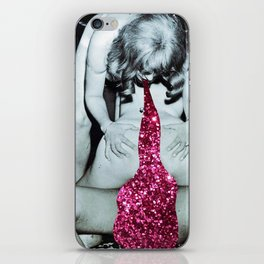 Love Triangle iPhone Skin