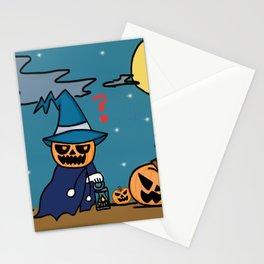 Pyro Jack and Jack Frost (SMT) Stationery Cards