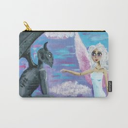 Gargoyles and Angels Carry-All Pouch