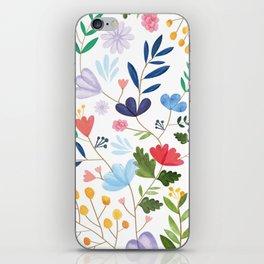 Woodlow iPhone Skin