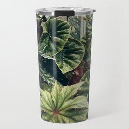 Beautiful Begonias Travel Mug