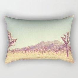 Joshua Tree photograph, desert print, No. 189 Rectangular Pillow