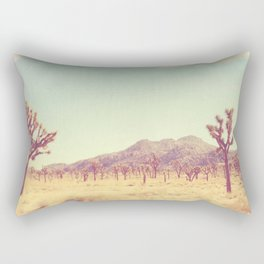 Joshua Tree photograph, desert print, No. 189 Rectangular Pillow