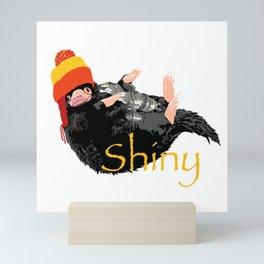 Shiny Mini Art Print