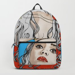 Love is patient Backpack