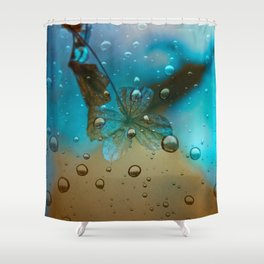 Rain Drops Keep Fallin Shower Curtain