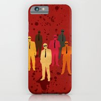 Six Angry Dogs Slim Case iPhone 6s