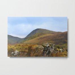 Snowdonia, Wales Metal Print